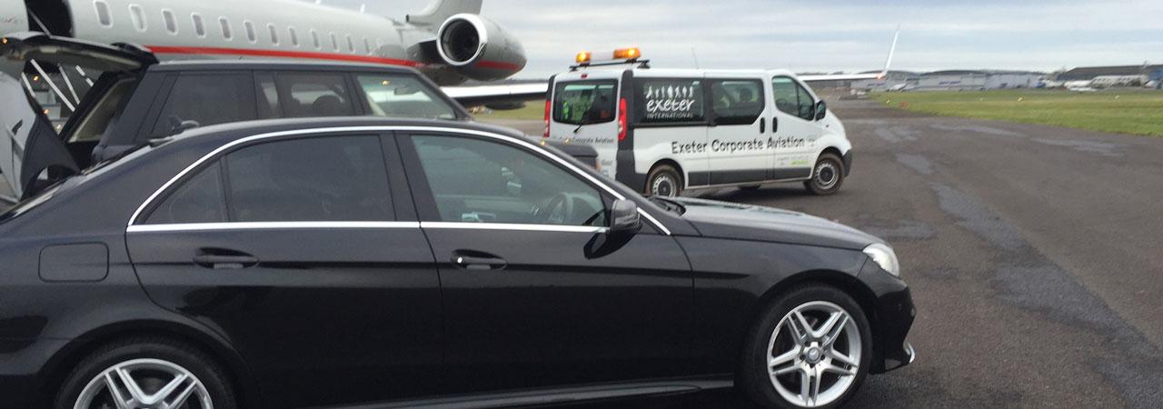 Executive Car Hire Exeter
